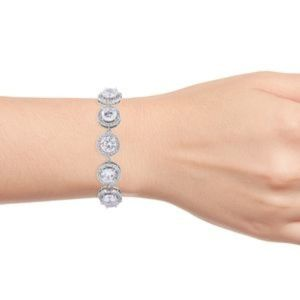 """Jewelry - Bracelet, straight line style 7.25"""""""